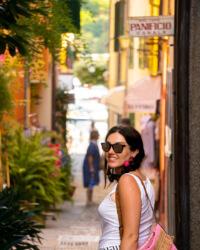 Portofino streets