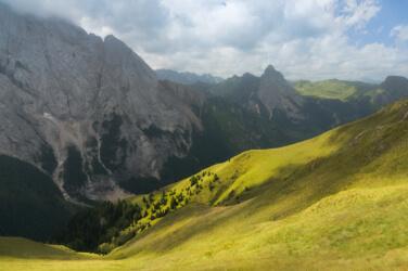 Vistas de Colac, Dolomiti