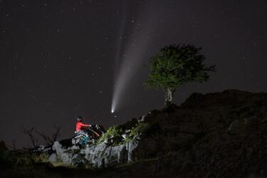 Cometa Neowise SergioTxekio